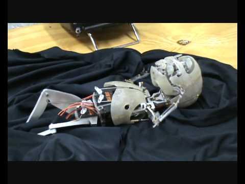 Un bébé mécanique