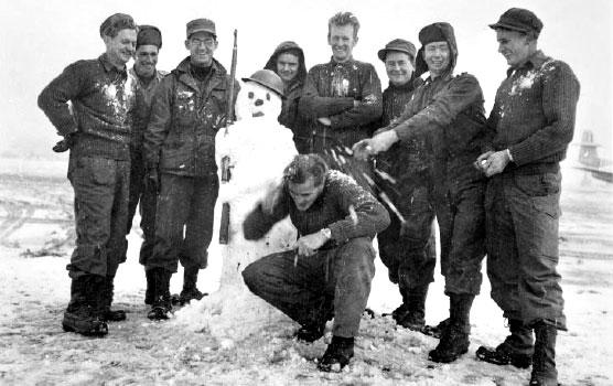bonhomme neige ancien photo 12 Des bonshommes de neige à lancienne