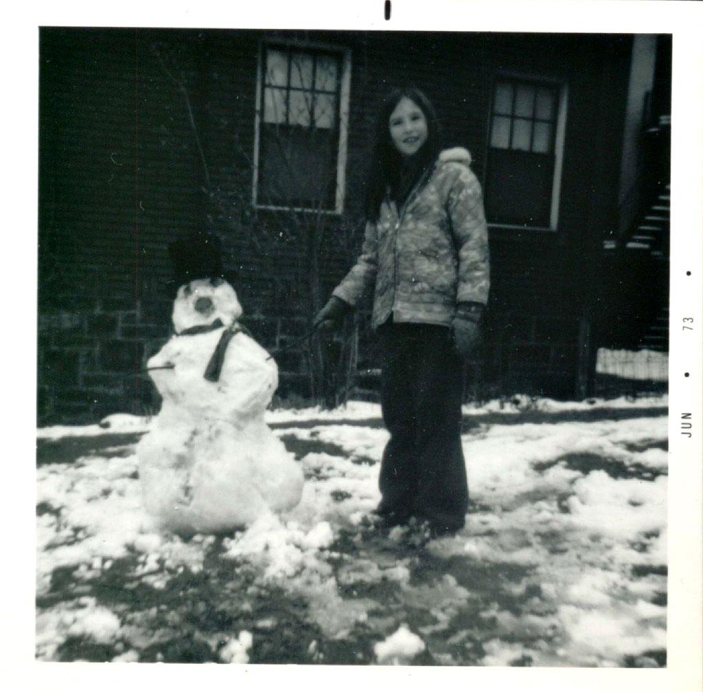 bonhomme neige ancien photo 17 Des bonshommes de neige à lancienne
