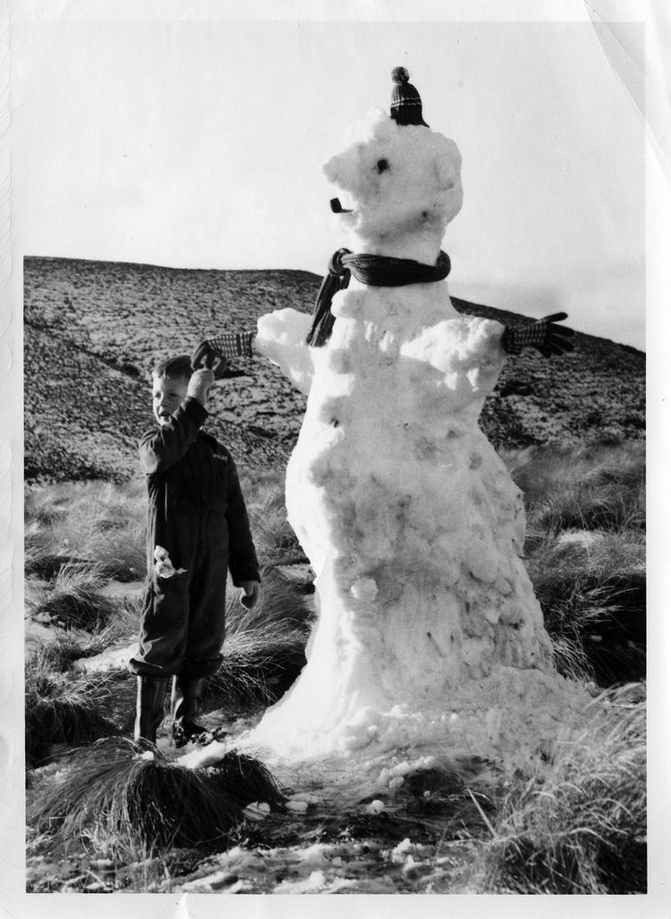 bonhomme neige ancien photo 21 Des bonshommes de neige à lancienne