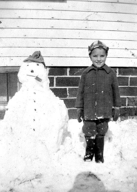 bonhomme neige ancien photo 23 Des bonshommes de neige à lancienne