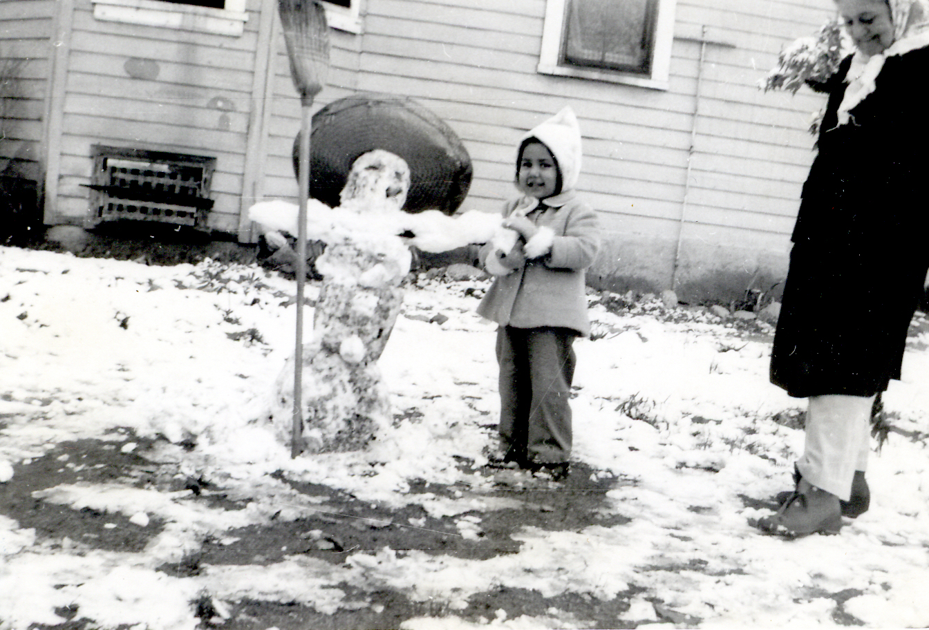 bonhomme neige ancien photo 25 Des bonshommes de neige à lancienne