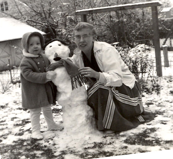 bonhomme neige ancien photo 33 Des bonshommes de neige à lancienne