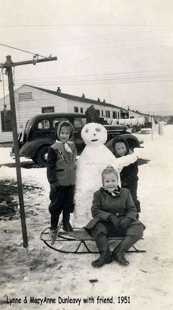 bonhomme neige ancien photo 35 Des bonshommes de neige à lancienne
