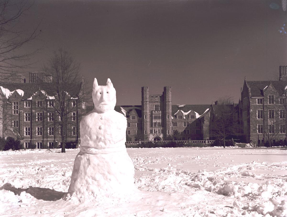 bonhomme neige ancien photo 40 Des bonshommes de neige à lancienne