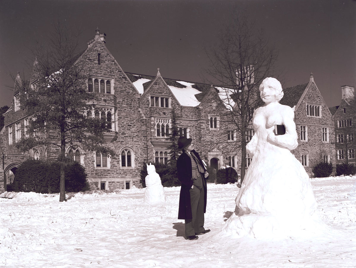 bonhomme neige ancien photo 49 Des bonshommes de neige à lancienne