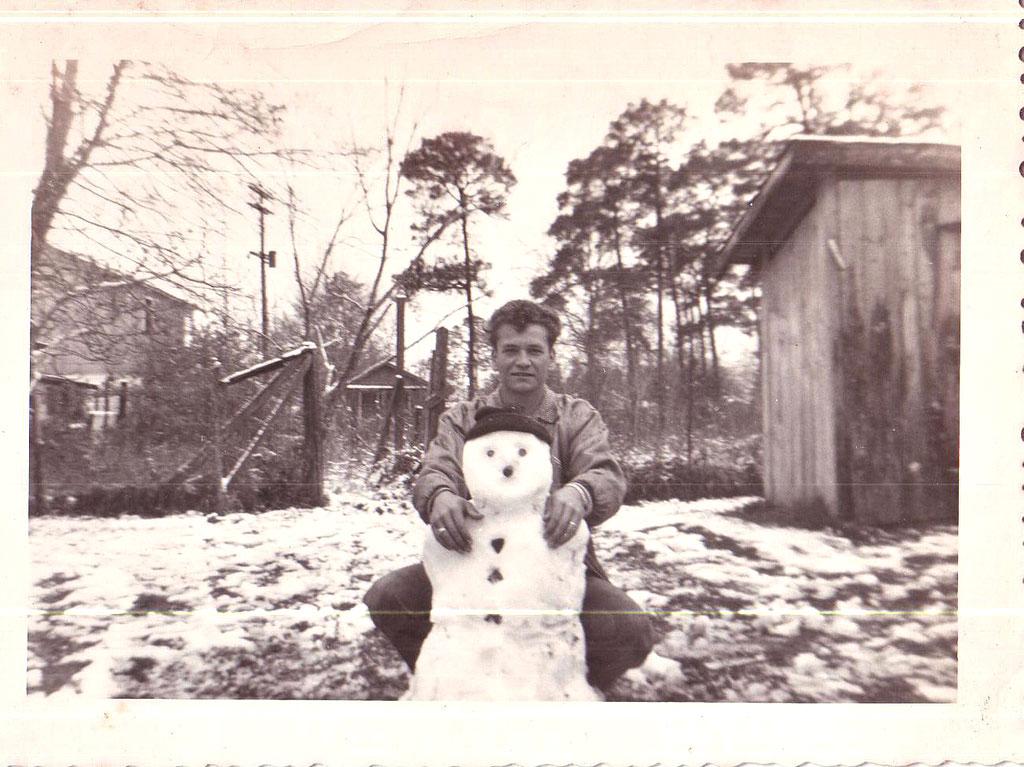 bonhomme neige ancien photo 51 Des bonshommes de neige à lancienne