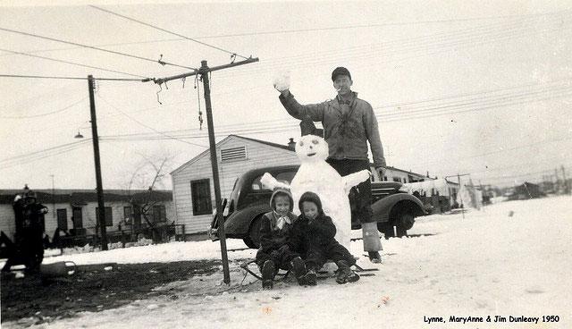 bonhomme neige ancien photo 53 Des bonshommes de neige à lancienne