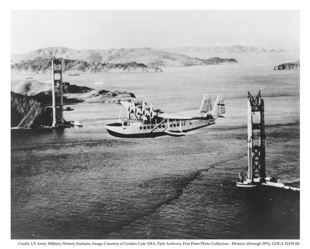 construction Golden Gate Bridge 08 La construction du Golden Gate Bridge