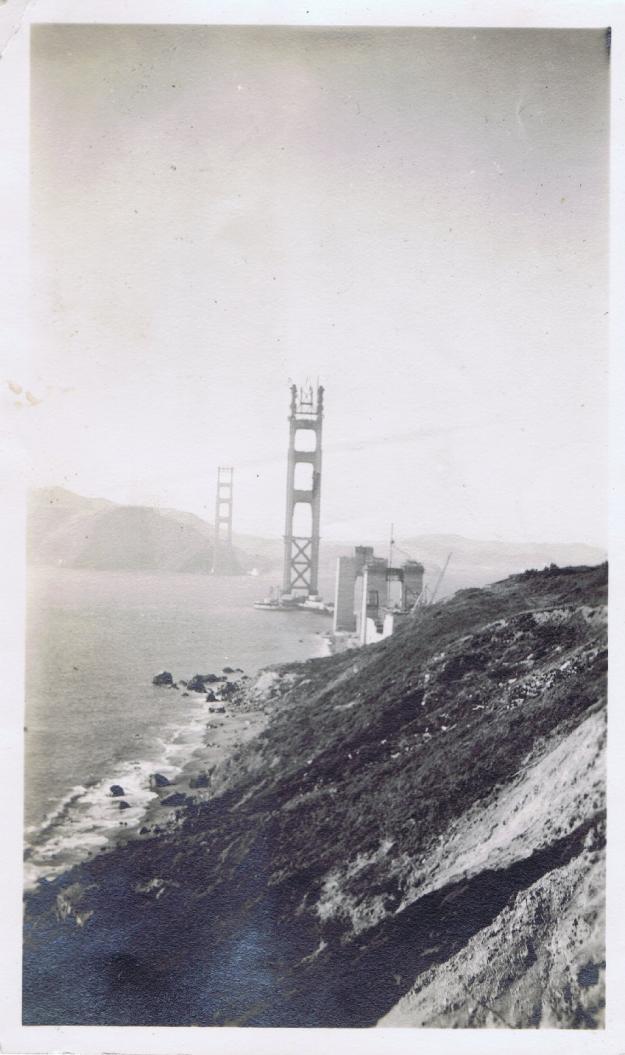La construction du Golden Gate Bridge de San Francisco ! By Laboiteverte Construction-Golden-Gate-Bridge-09