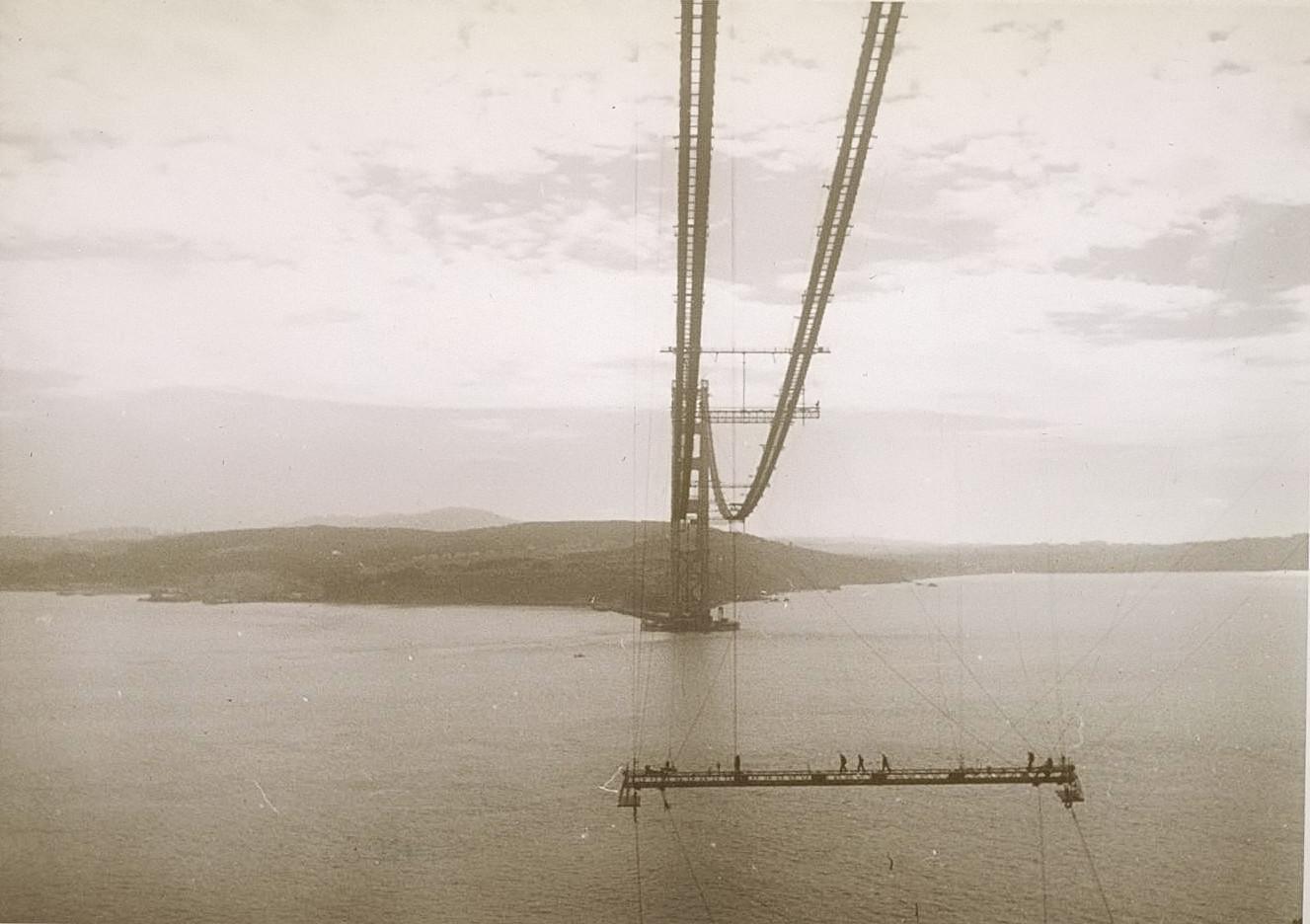 La construction du Golden Gate Bridge de San Francisco ! By Laboiteverte Construction-Golden-Gate-Bridge-16-21