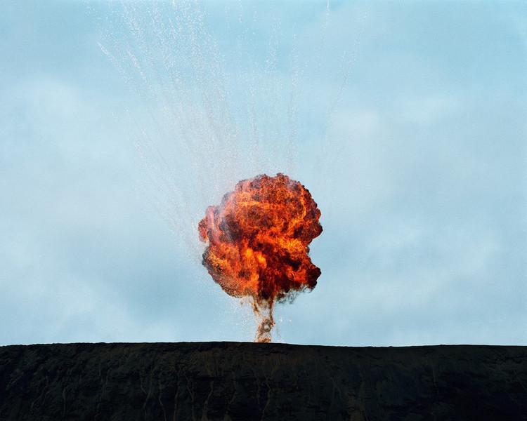 explosion 02 Les explosions de Geoffrey H. Short