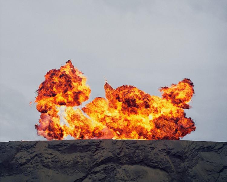explosion 04 Les explosions de Geoffrey H. Short