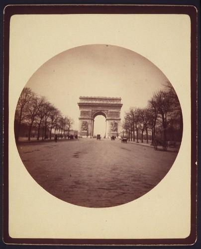 kodak photographie rond circulaire 01 Les photographies rondes de Kodak