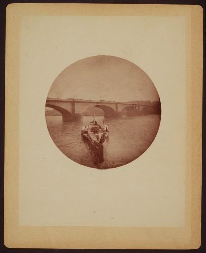 kodak photographie rond circulaire 02 Les photographies rondes de Kodak