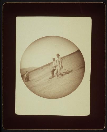 kodak photographie rond circulaire 03 Les photographies rondes de Kodak