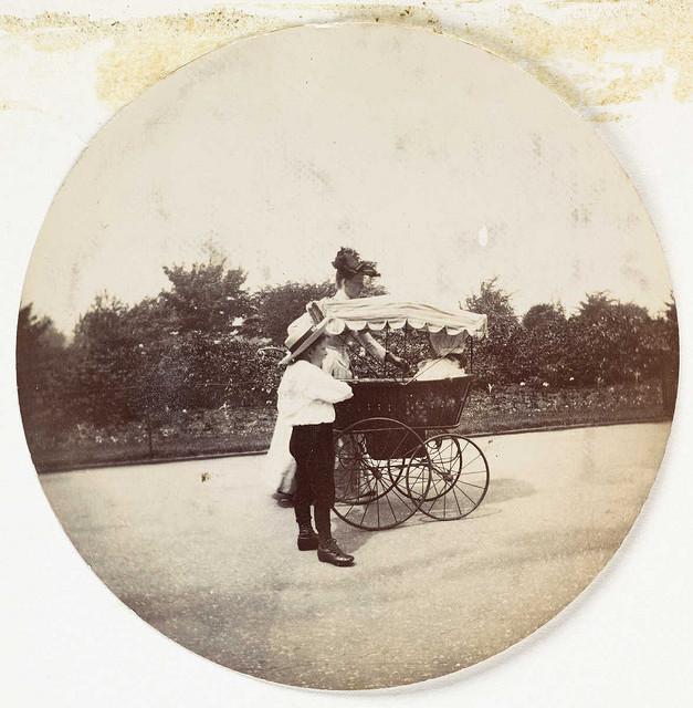 kodak photographie rond circulaire 08 Les photographies rondes de Kodak