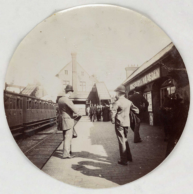 kodak photographie rond circulaire 09 Les photographies rondes de Kodak
