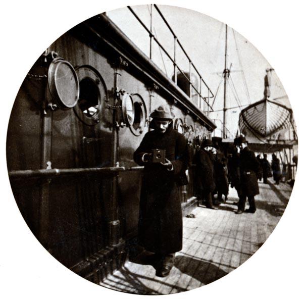 kodak photographie rond circulaire 11 Les photographies rondes de Kodak