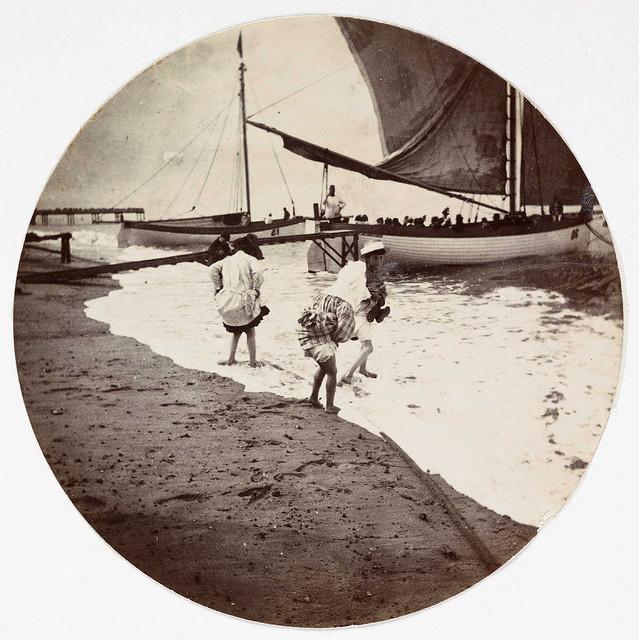 kodak photographie rond circulaire 15 Les photographies rondes de Kodak