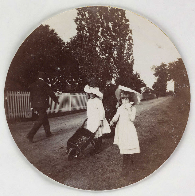 kodak photographie rond circulaire 20 Les photographies rondes de Kodak