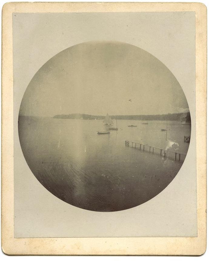 kodak photographie rond circulaire 31 Les photographies rondes de Kodak