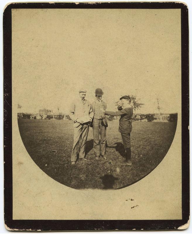 kodak photographie rond circulaire 33 Les photographies rondes de Kodak