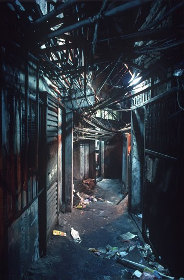 kowloon couloir Kowloon Walled City  lieux information featured carte information