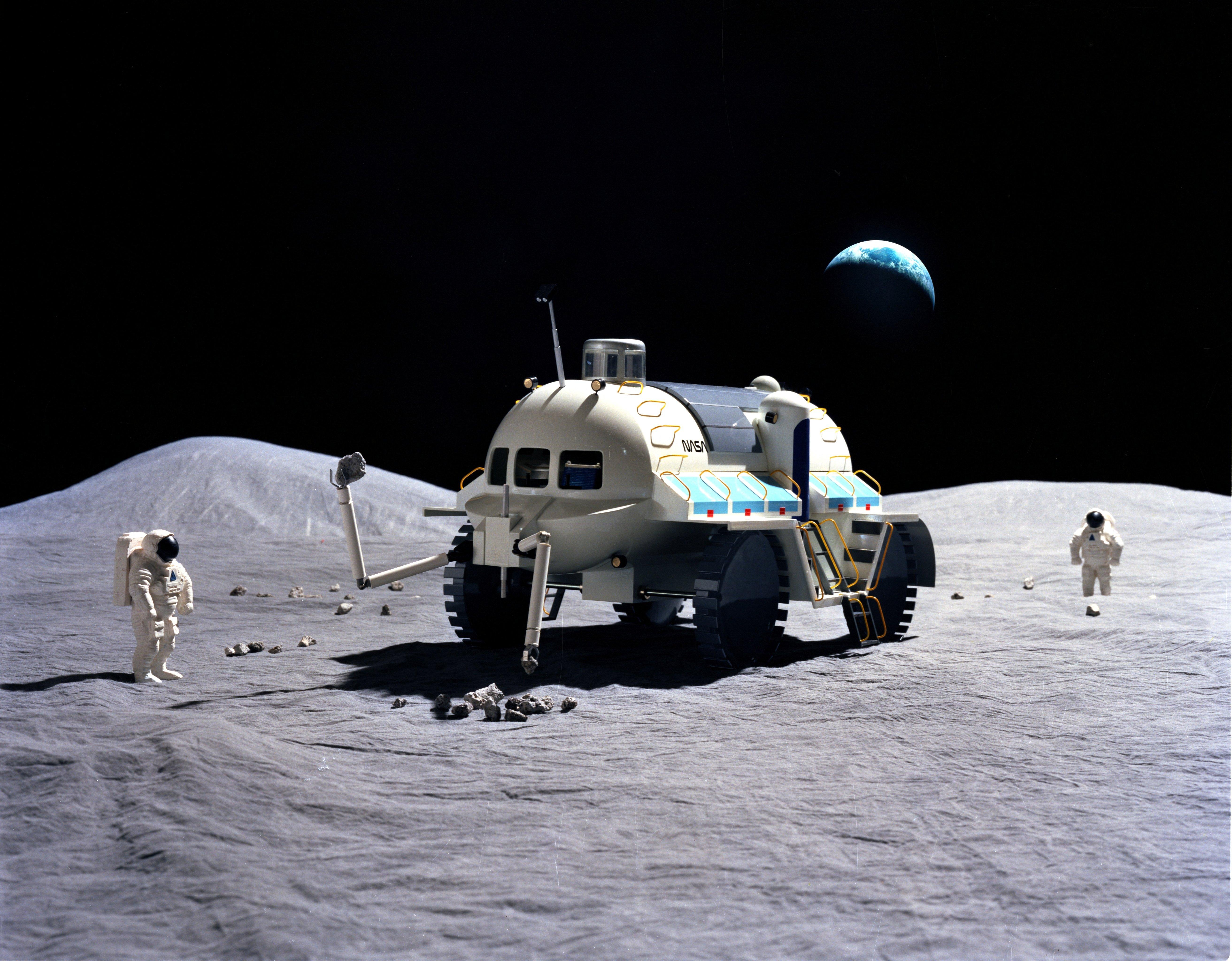 Daily Lazy  NASA   s M...
