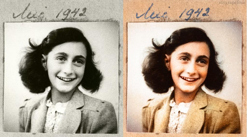 photo ancienne colorise 04 Vieilles photos célèbres colorisées  photographie histoire design bonus