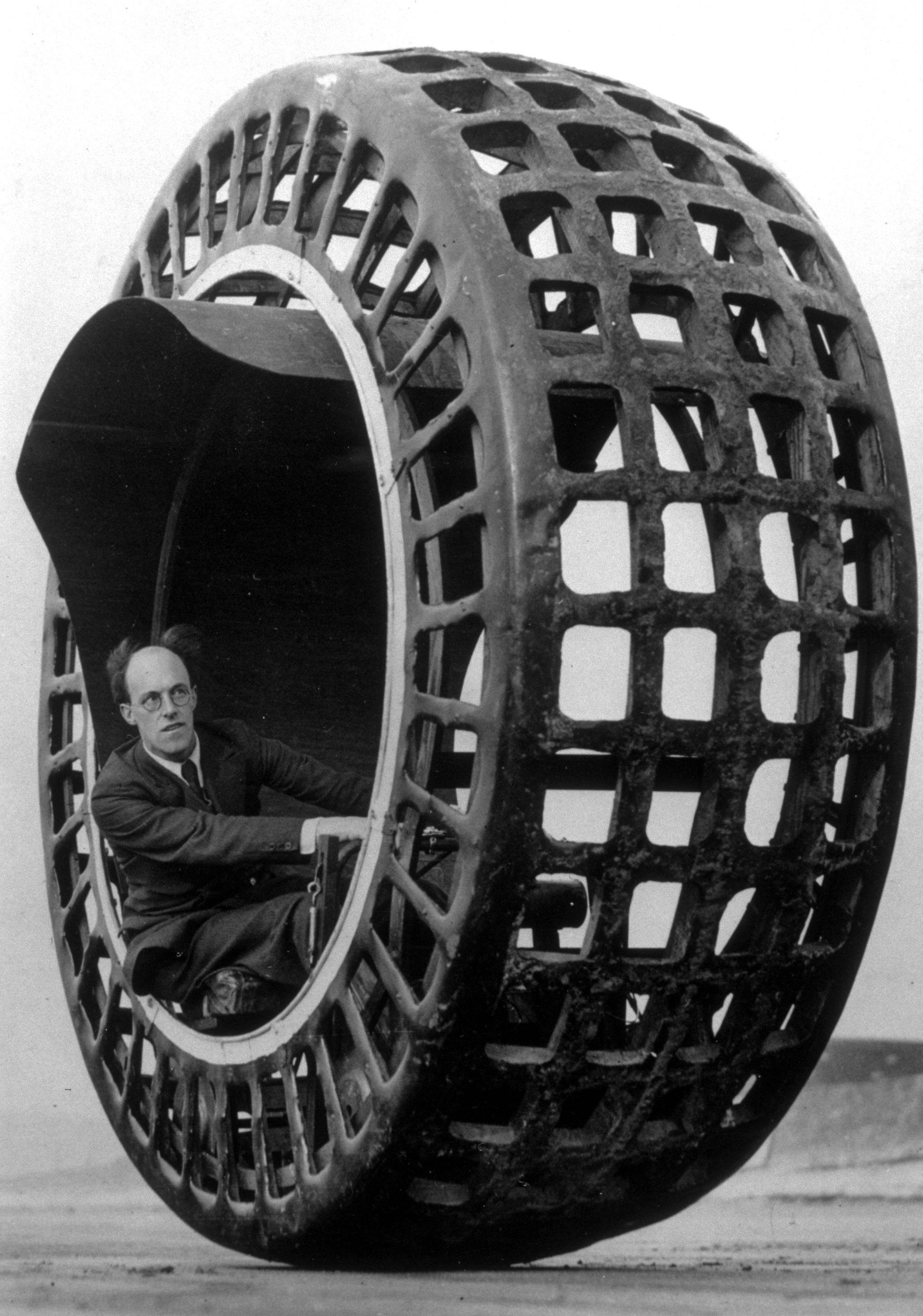 dynasphere monowheel 02 Roulez en Dynasphère