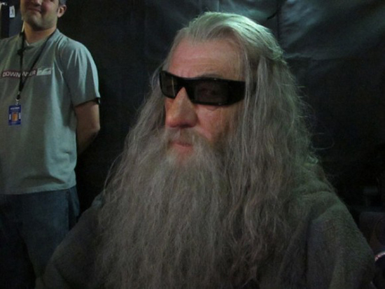 photo tournage coulisse cinema Lord of the Rings 30 Photos sur des tournages de films #2