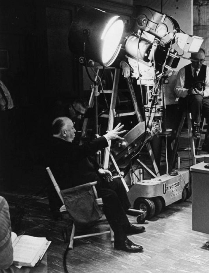 Fotos del rodaje de los Clásicos del Cine