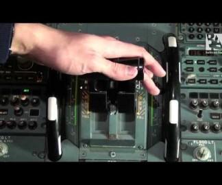 Comment démarrer un avion de ligne