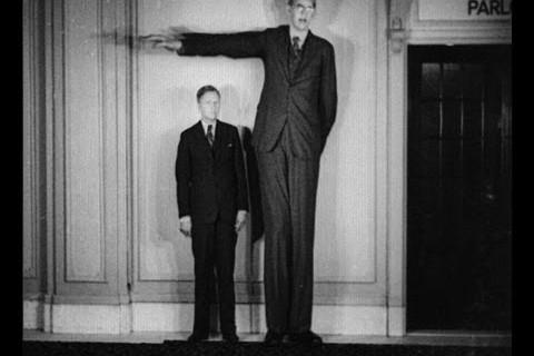 Robert Wadlow, l'homme le plus grand ayant vécu
