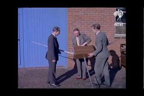 Une valise anti-vol de 1961