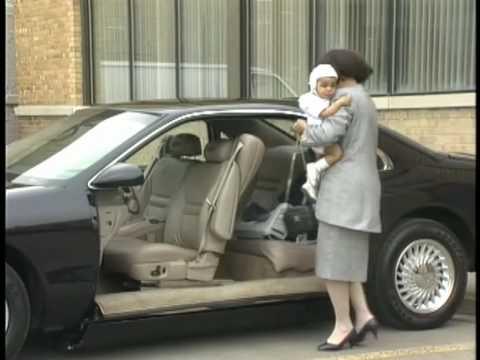 Une porte de voiture rétractable