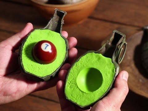 Le guacamole de PES