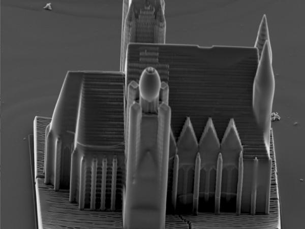 imprimante 3d micrometrique 04 Une imprimante 3D nanométrique