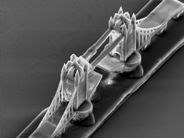 imprimante 3d micrometrique 05 Une imprimante 3D nanométrique