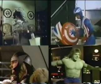 Trailer pour le film The Avengers