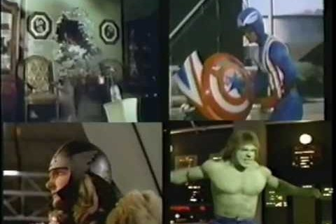 Trailer pour le film The Avengers