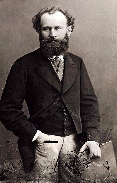 Edouard Manet Portraits de gens célèbres par Felix Nadar