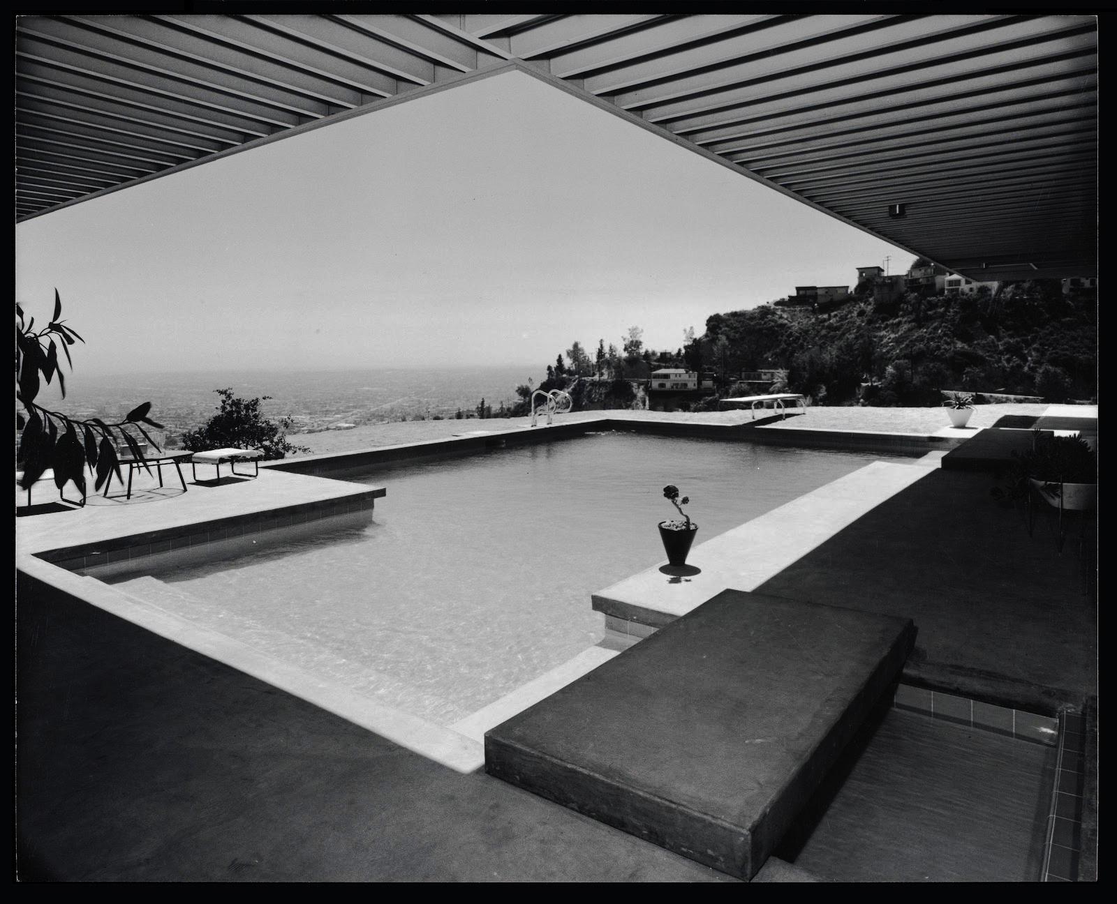 L 39 architecture californienne par julius shulman for L architecture