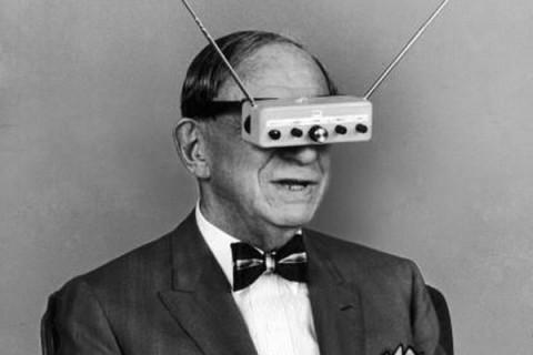 Lunettes Télévision - 1964