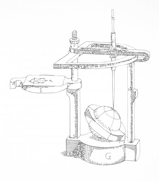 Dessins Mecaniques De Machines A Dessiner