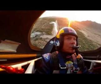 Un tour en avion