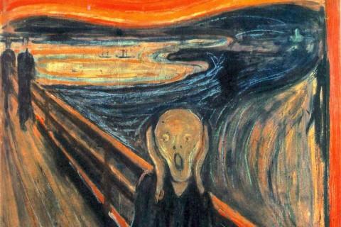 EdvardMunch-TheScream-1893