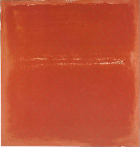 Mark Rothko Leur dernière oeuvre
