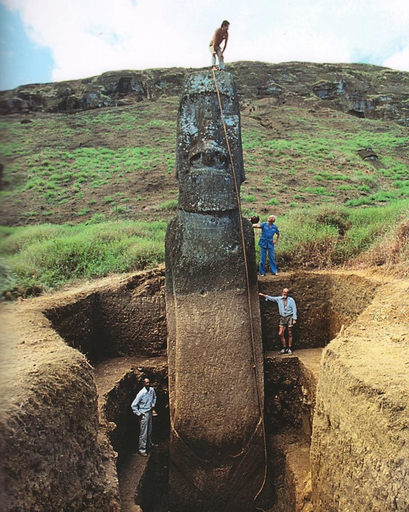 Le corps des statues Moaï de l'Île de Pâques ! (vidéo sur Bidfoly.com) By Laboiteverte Corp-statue-ile-paque-01